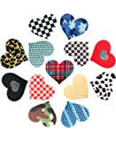 Ypser Multi Design Nipple Covers Disposable Pasty Satin Pasties for Women
