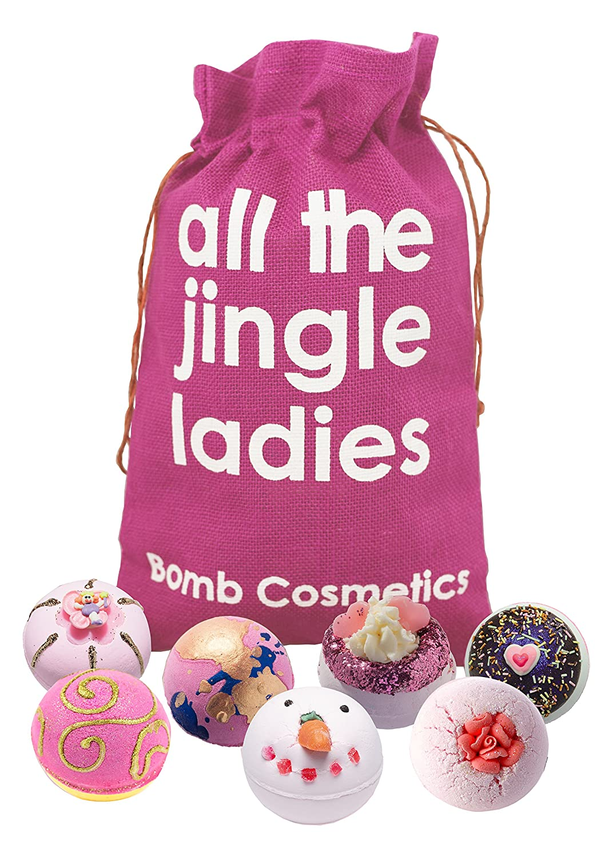 Bomb Cosmetics all the Jingle da donna a mano confezione regalo GALLJIN03