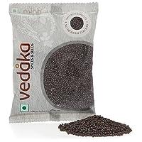 Amazon Brand - Vedaka Mustard Seeds (Rai) Big, 100g
