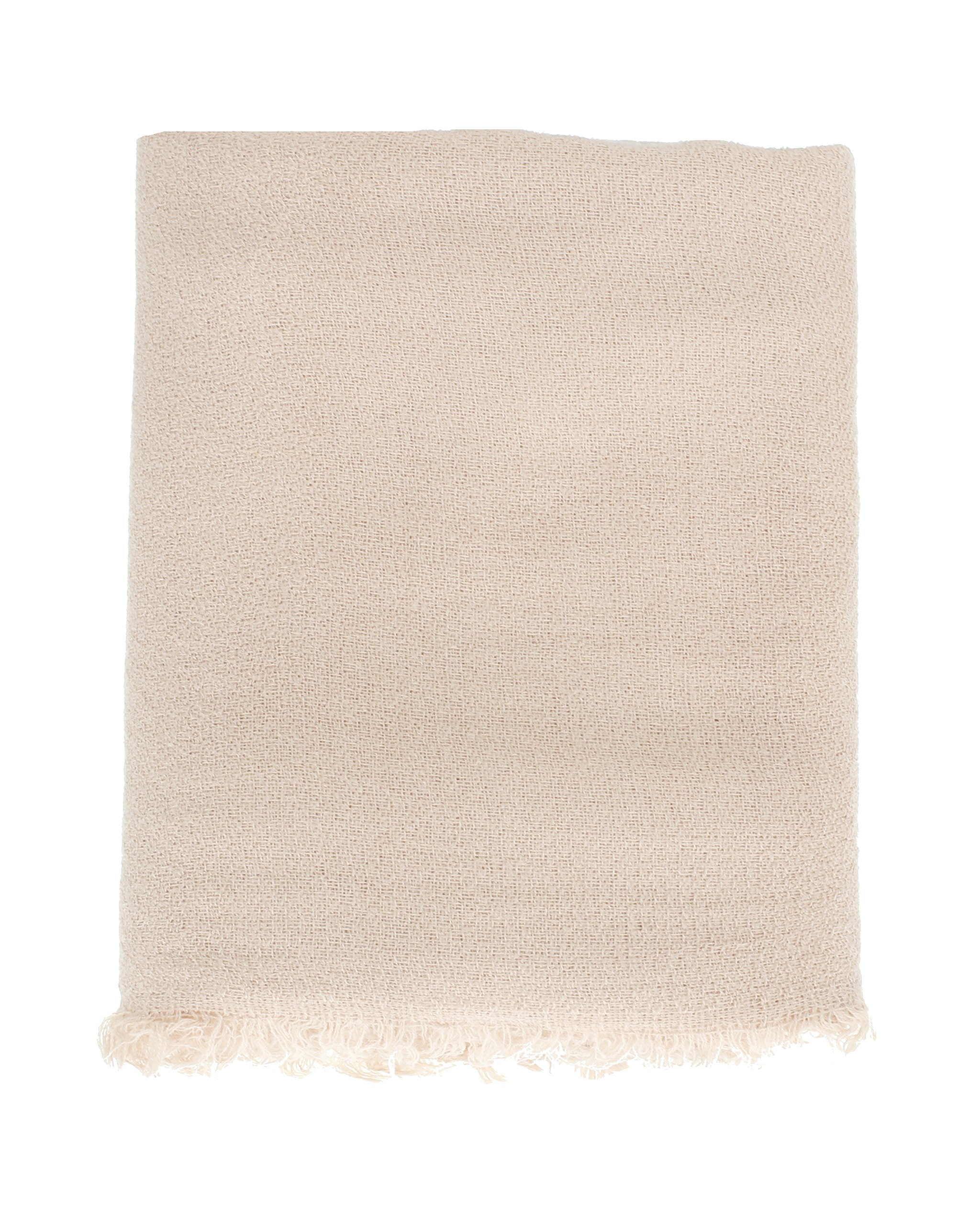 Rome Solid Blanket Scarf, Blush