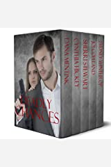 Deadly Chances: Five romantic suspenses where couples outrace danger and take a chance on love Kindle Edition