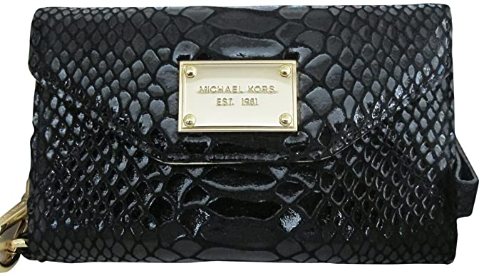 11c3b8bf2e8d Image Unavailable. Image not available for. Color: Michael Kors Wallet  Clutch Case for iPhone 4S