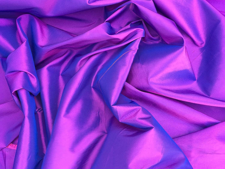 1;MTR BLUE TAFFETA 58 ;INCHES WIDE