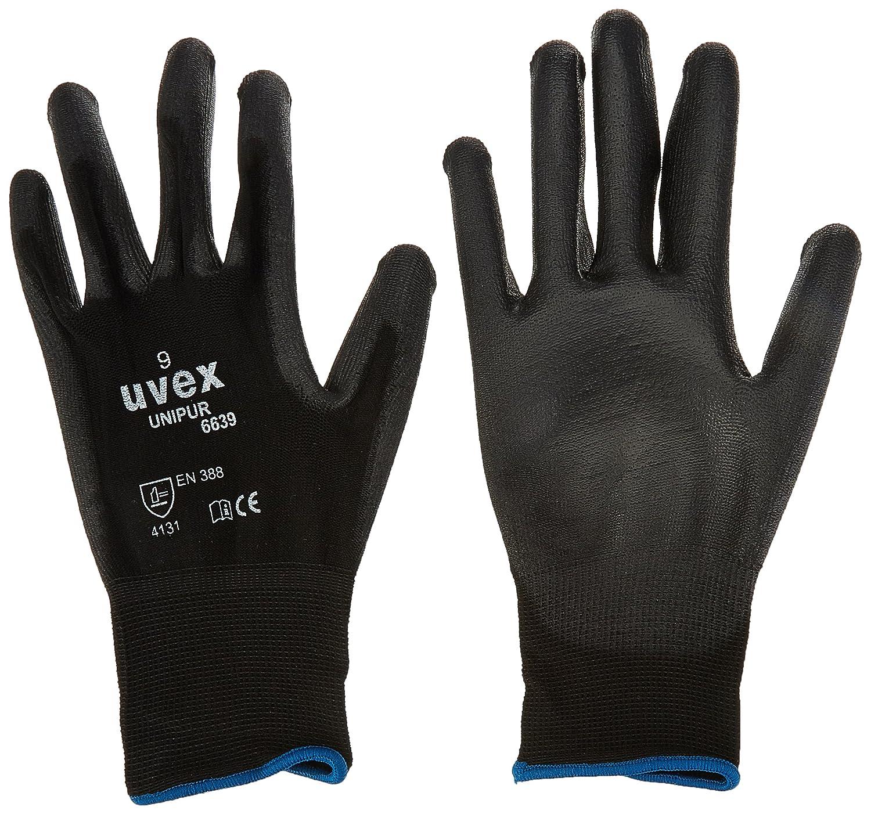 Uvex 60248/10/Unipur 6639/Gants de s/écurit/é taille Noir 10