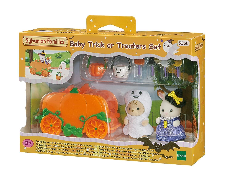 Sylvanian Families - Set de bebés en Halloween: Amazon.es: Juguetes y juegos