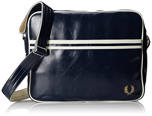 e4ab6c66ef78 Fred Perry Women s Classic Shoulder Bag Blue dark blue One Size ...