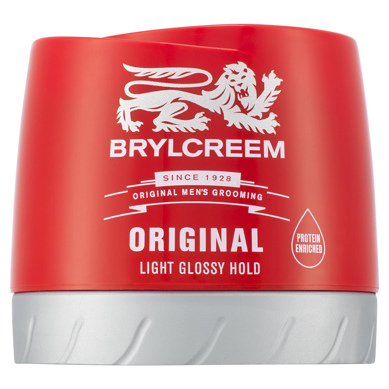 Brylcreem Original Hair Dressing Tub Standard Hair Cream 150ml HealthCentre 8811738