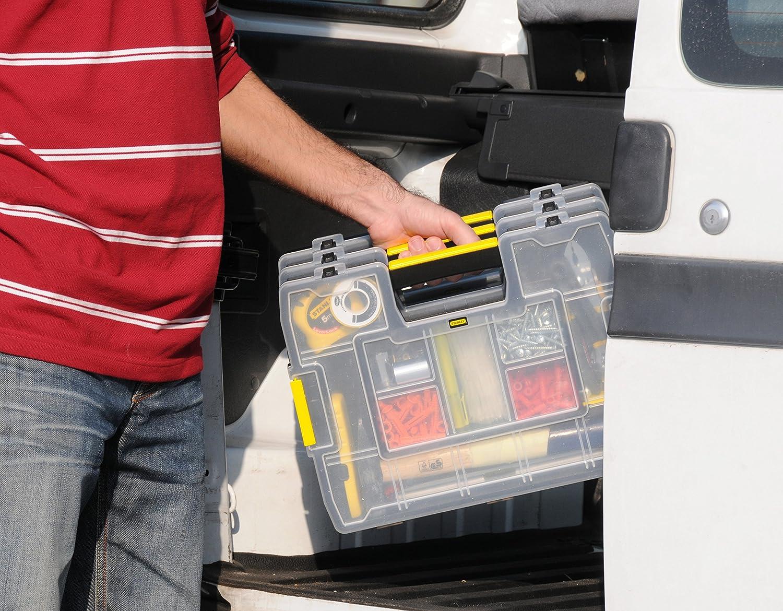 Multicolore Stanley 1-97-483 SortMaster Junior Organiseur avec 14 compartiments