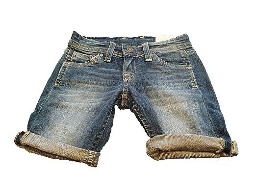 8657125b9fef Pepe Jeans Short - Garçon Bleu bleu 18 ans  Amazon.fr  Vêtements et ...
