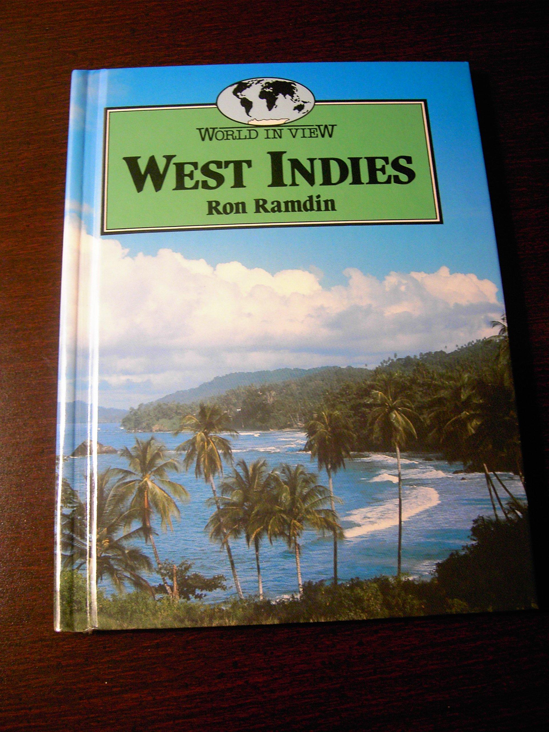 West Indies (World in View Series): Amazon.es: Ramdin, Ron ...