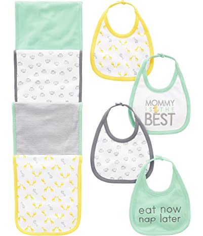 Simple Joys by Carter's Baby 8-Pack Burp Cloth...