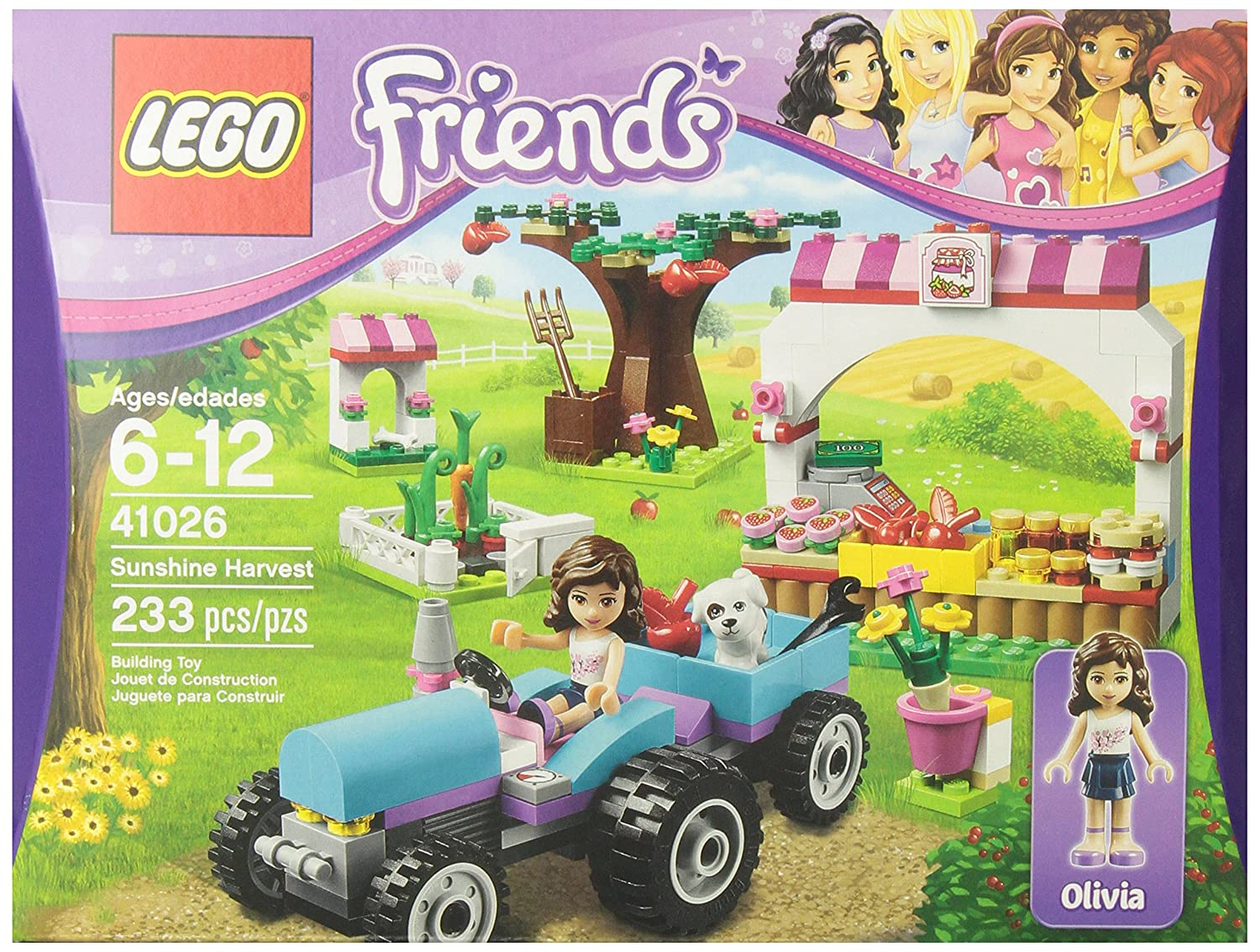 LEGO Friends 41026 Sunshine Harvest