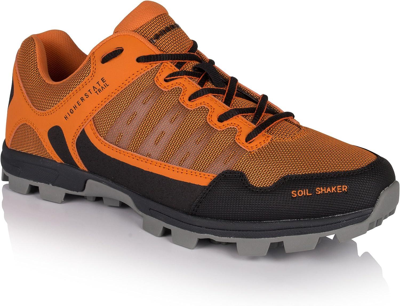 Higher State Soil Shaker Zapatilla De Correr para Tierra - AW20: Amazon.es: Zapatos y complementos