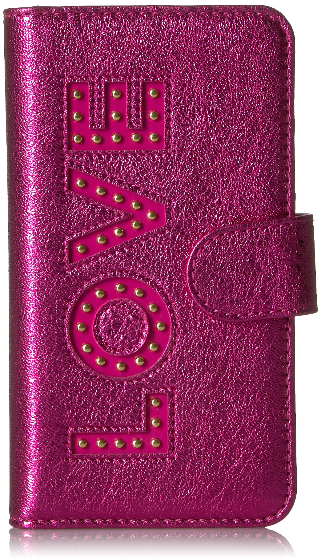 Michael Kors Love Folio Phn Cse Tab 7, Ultra Pink