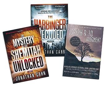 Amazon endtimes dvd set jonathan cahn the harbinger decoded endtimes dvd set jonathan cahn the harbinger decoded the mystery of the shemitah malvernweather Images