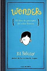 Wonder. El libro de preceptos del señor Browne (Spanish Edition) Kindle Edition