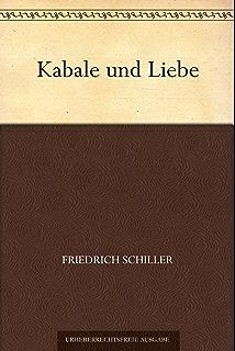 Lektureschlussel Friedrich Schiller Kabale Und Liebe Reclam