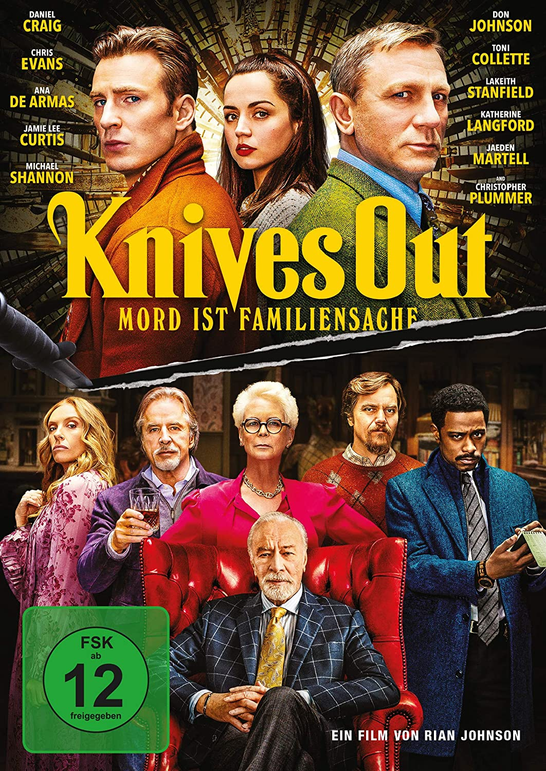 Filmkritik: Knives Out – Mord ist Familiensache - Gamers.at