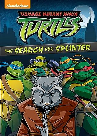 Amazon.com: Teenage Mutant Ninja Turtles (2003): The Search ...