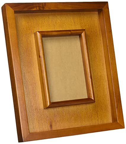 Amazon Com Wine Enthusiast Wine Cork Picture Frame Kit 4 X 6 Home
