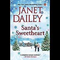 Santa's Sweetheart: A Heartwarming Texas Christmas Love Story (The Christmas Tree Ranch Book 4)