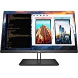 HP Business Z27 2TB68A8 27 inches 4K UHD LED LCD (3840 x 2160) Monitor Black Pearl