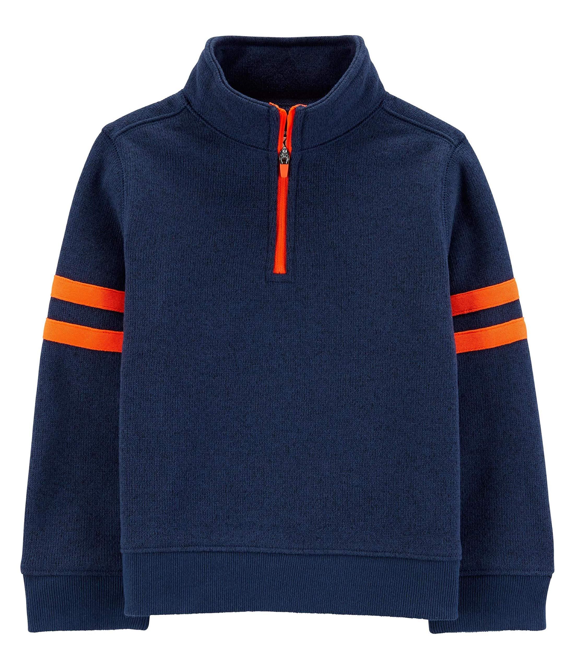 OshKosh B'Gosh Boys Half Zip Sweater (3T)