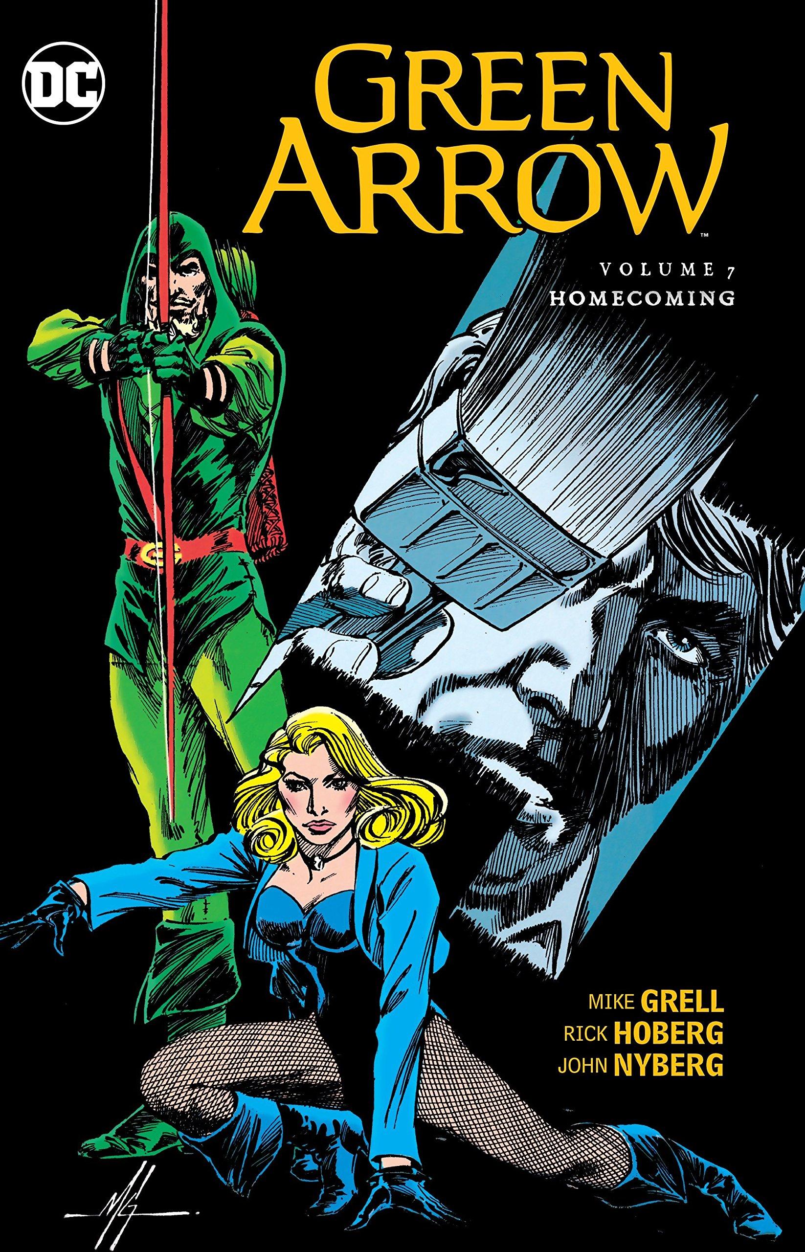 Download Green Arrow Vol. 7: Homecoming ebook