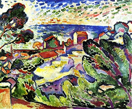 fa96a34ff7 Image Unavailable. Image not available for. Color  Aenx Georges Braque - La  Ciotat ...