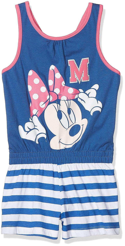 Disney Girl's Minnie Sleepsuit