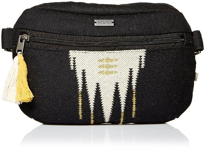 Amazon.com: Roxy puente arco iris, portafolios, negro, talla ...
