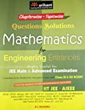 Chapterwise and Topicwise Mathematics Previous Years' Engineering Entrances - Question with Solutions (Old Edition)