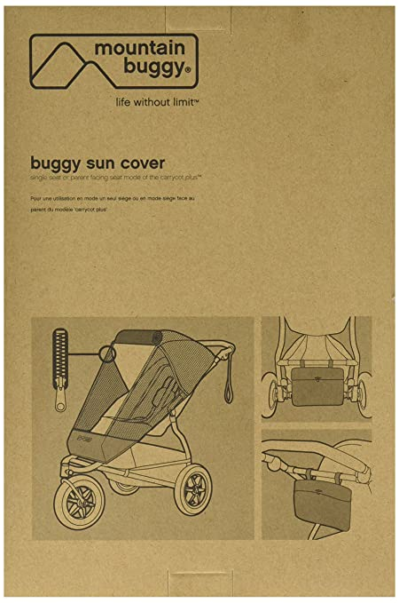 Amazon.com: Mountain Buggy Sol Tapa para 2015 Terrain y ...