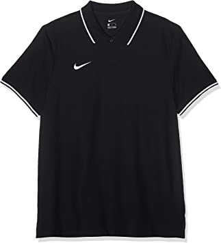 Nike M Polo TM Club19 SS - Camiseta de Manga Corta Hombre: Amazon ...