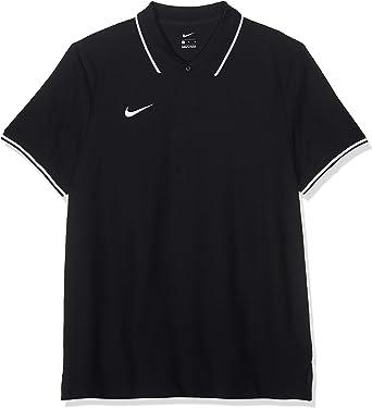 Nike Team Club19 SS, Polo A Maniche Corte Uomo