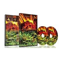 Feuer und Süßwasser-Aquarium DVD - 2 DVD Set mit Kaminfeuer und Süßwasseraquarien