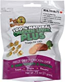Pet 'n Shape Freeze Dried Chicken Liver Plus