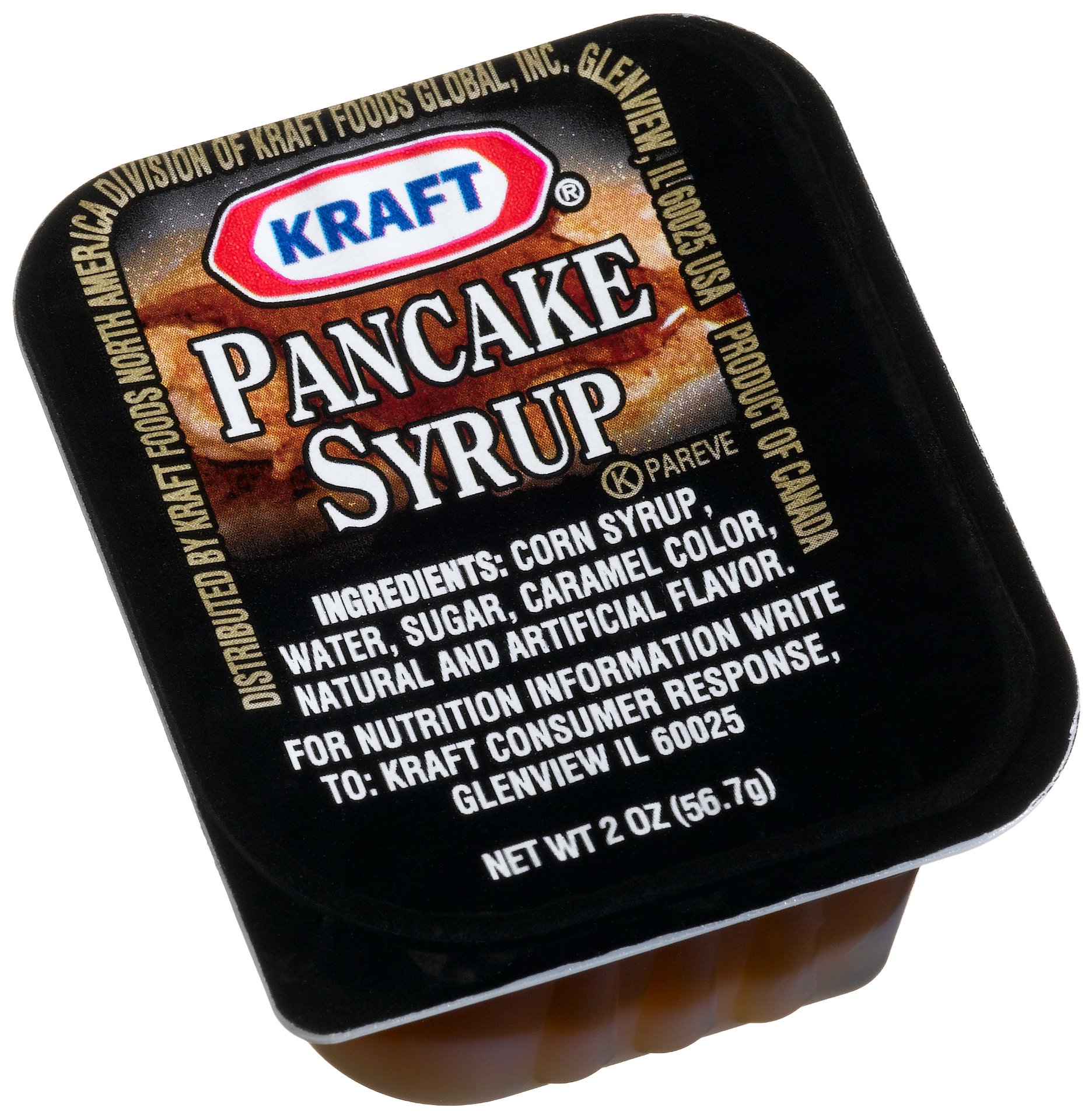 Kraft Table Syrup (2 oz Packets, Pack of 80) by Kraft (Image #2)