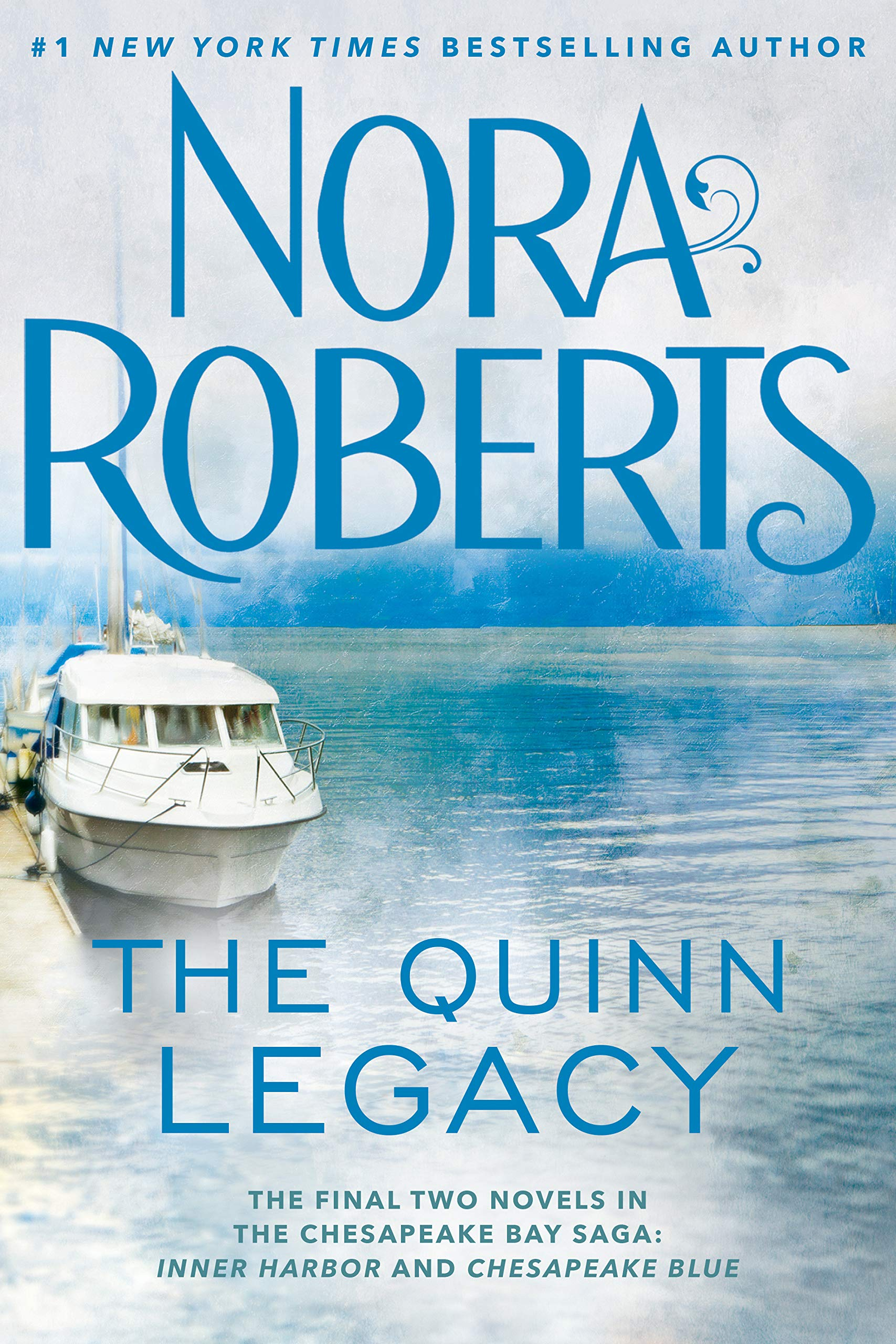 The Quinn Legacy (Chesapeake Bay Saga) pdf epub