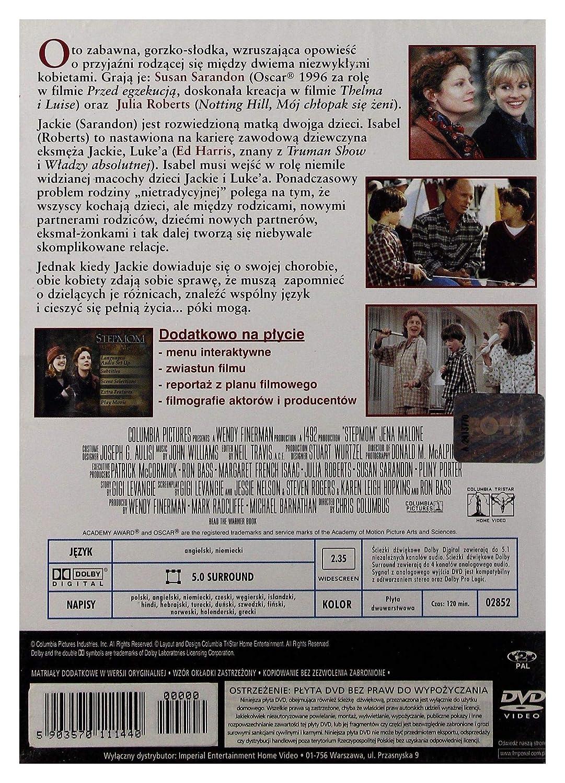 Stepmom [DVD] (IMPORT) (No hay versión española): Amazon.es ...