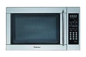 Magic Chef MCPMCD1310ST MCD1310ST 1.3 cu.ft. Microwave Stainless Steel