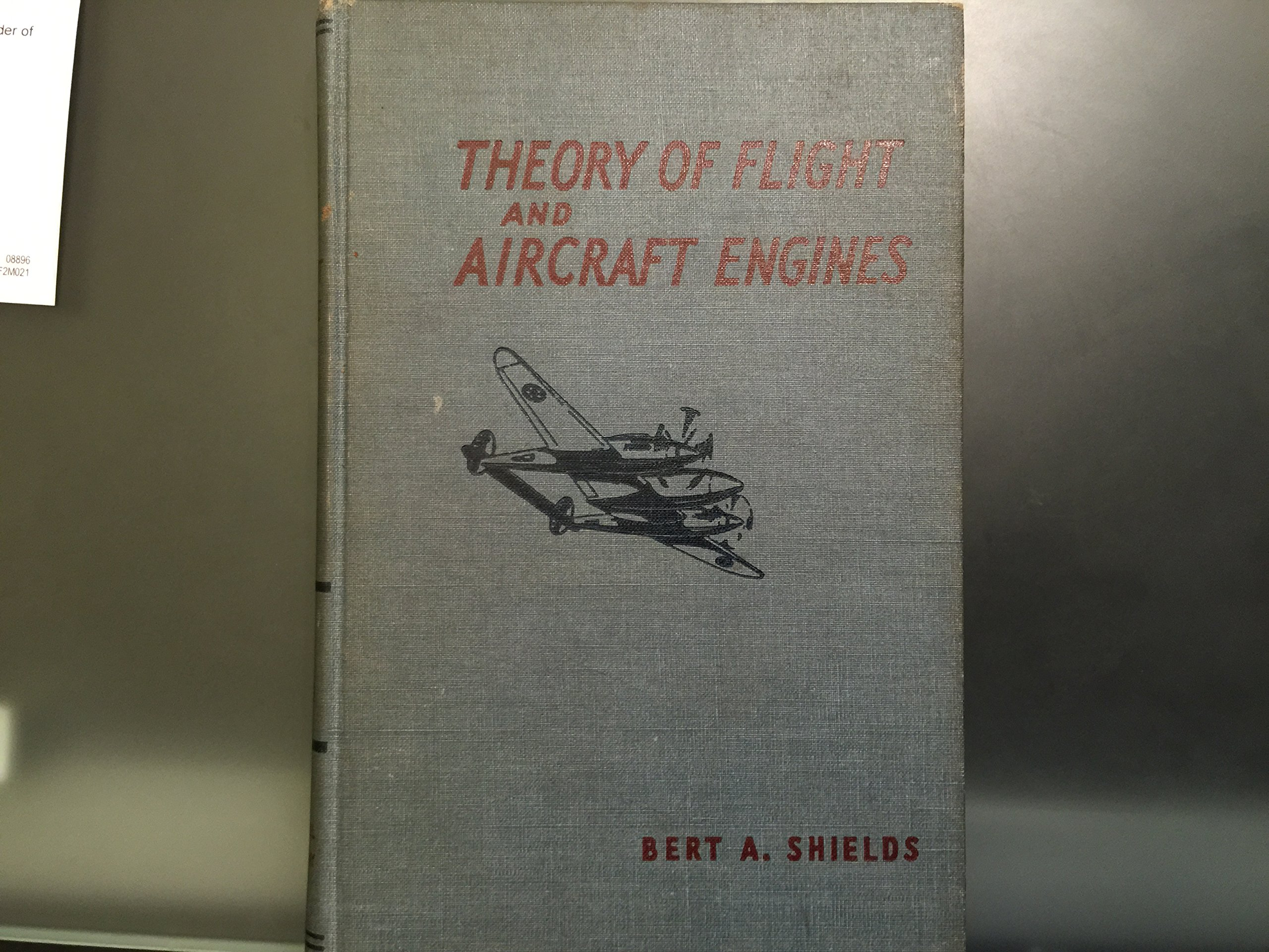 Theory Of Flight Book
