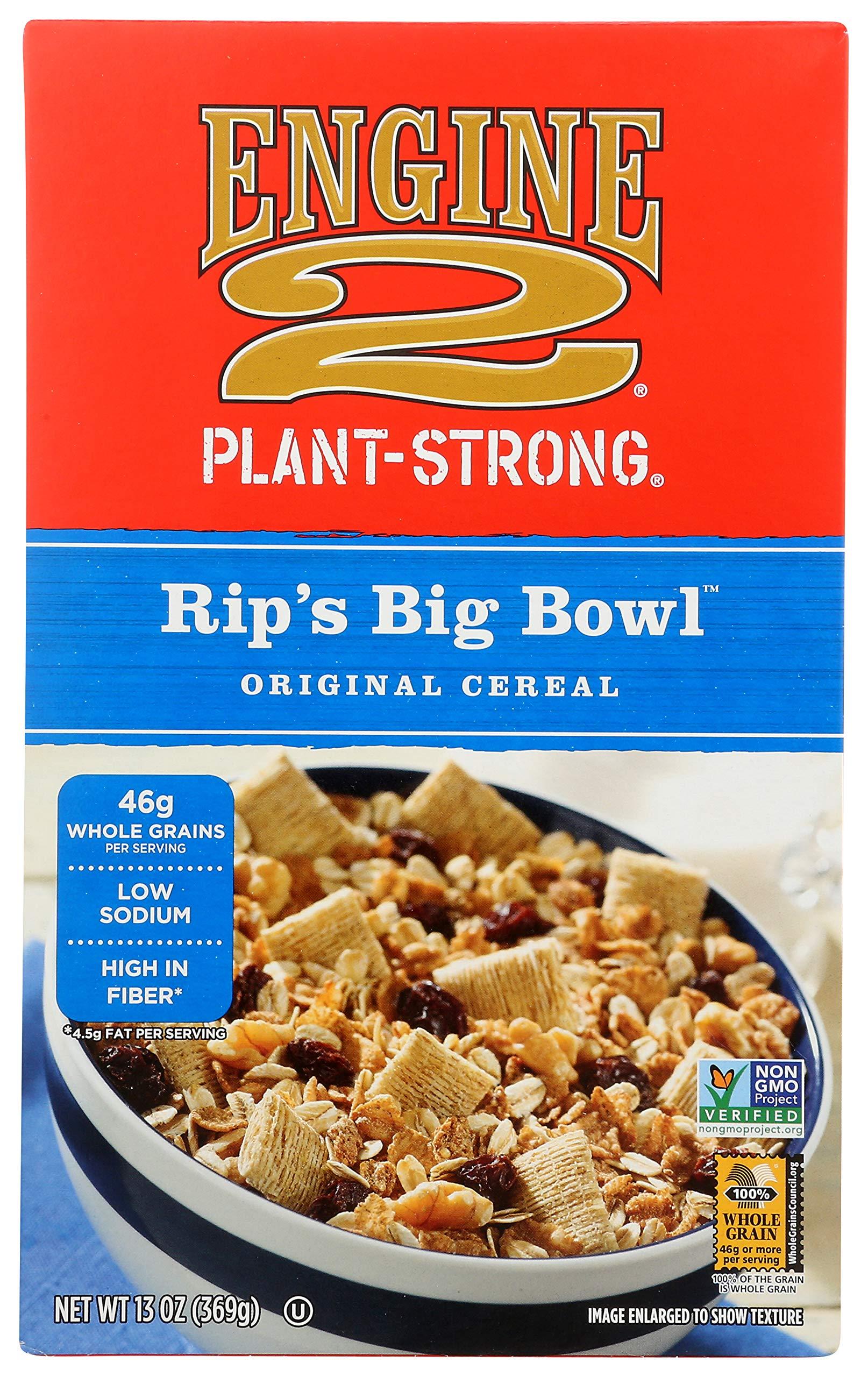 Engine 2, Rip's Big Bowl, Original Cereal, 13 oz