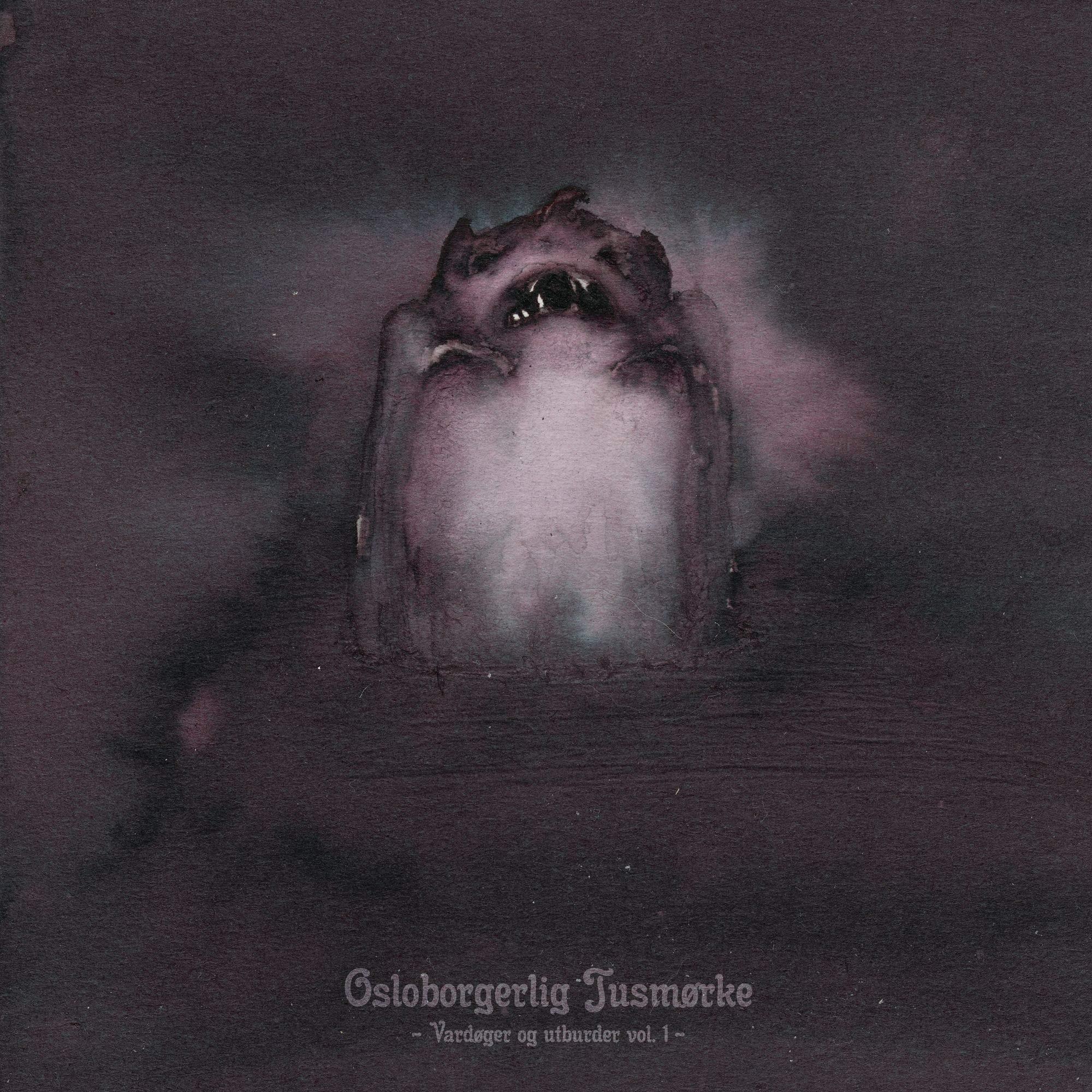 Vinilo : Tusmorke - Osloborgerlig Tusmorke: Vardoger Og Utburger Vol 1 (LP Vinyl)