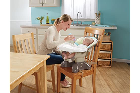 Keep Your Child Safe in a High Chair