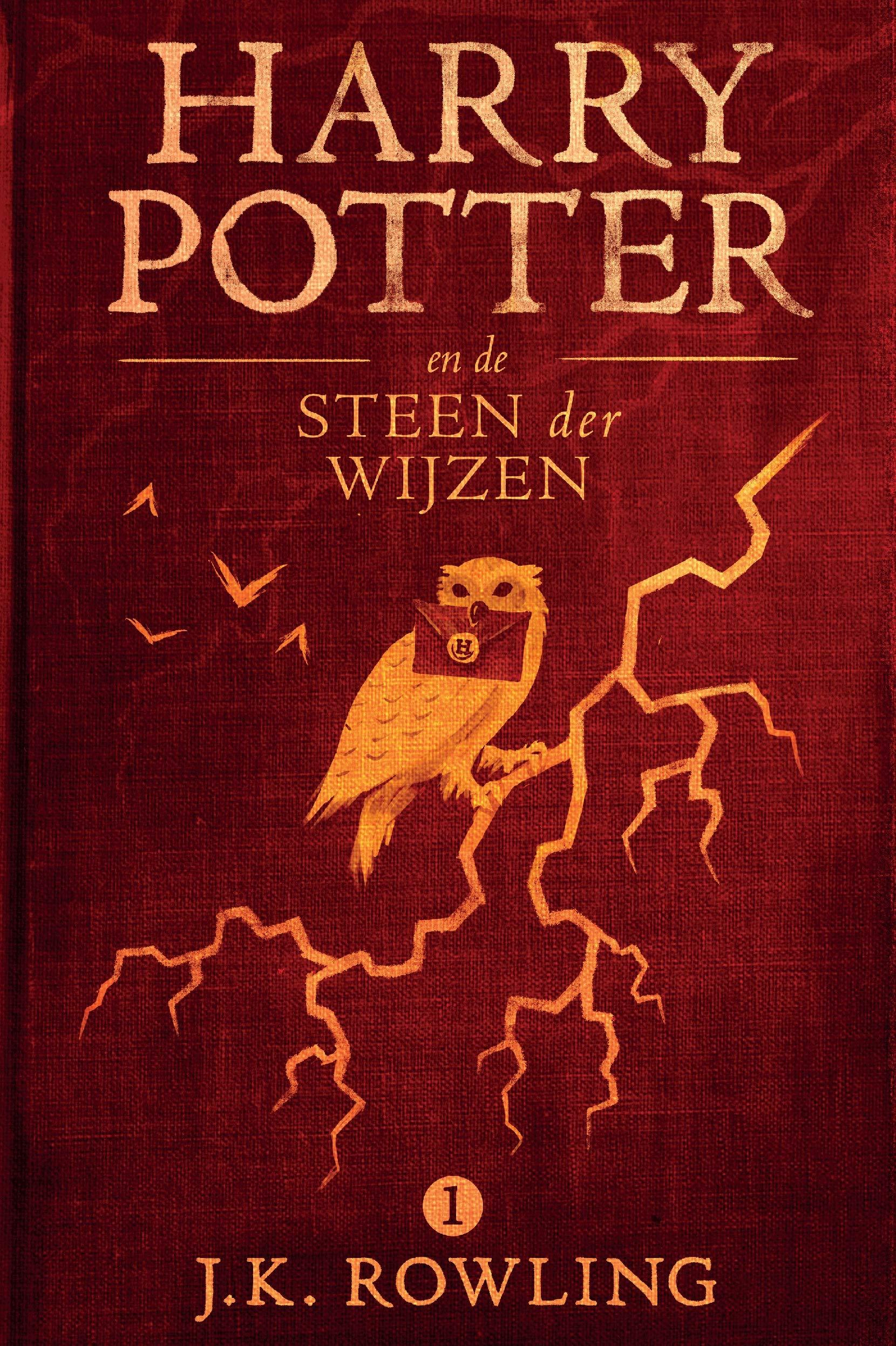Amazon Com Harry Potter En De Steen Der Wijzen Dutch Edition Ebook Rowling J K Buddingh Wiebe Kindle Store