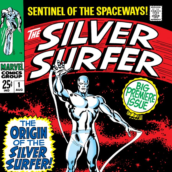 Silver Surfer (1968-1970) (Collections) (2 Book Series)