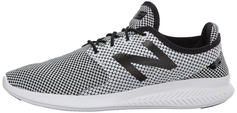 New Balance - Männer FuelCore MCOAS Schuhe, 42.5 42.5 42.5 EUR - Width 4E, Weiß schwarz 455858