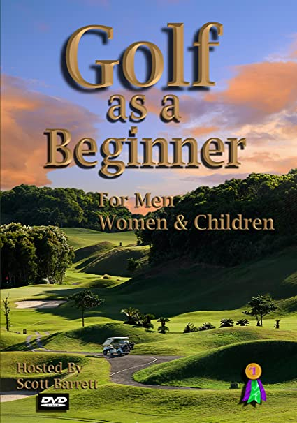 Amazon.com: Golf como un Principiante, Golf Instrucción DVD ...