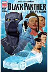 Black Panther: Soul Of A Machine (2017) #8 Kindle Edition